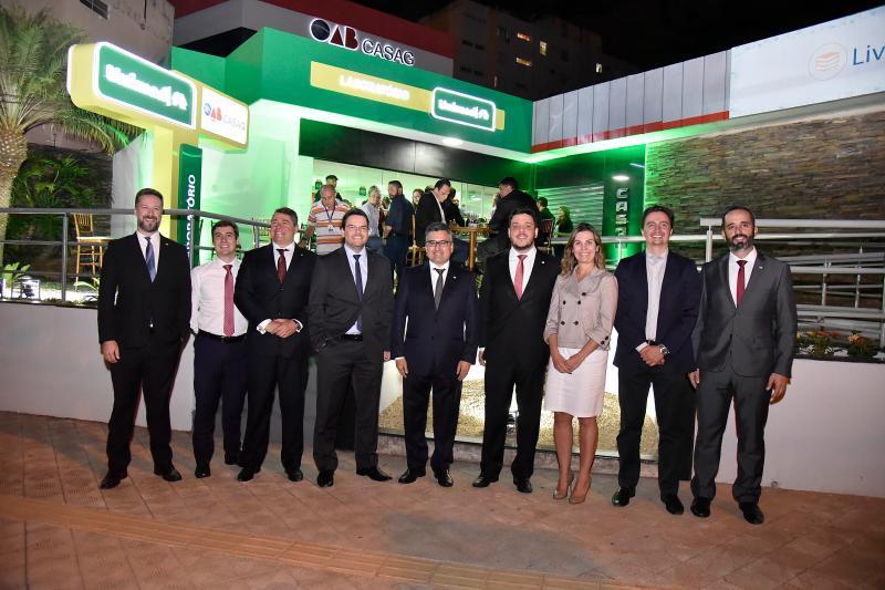 A parceria entre a Caixa de Assistência dos Advogados de Goiás (CASAG) e a  Unimed Goiânia cresceu e a advocacia agora conta com uma nova unidade ... 84c9bc5e3c