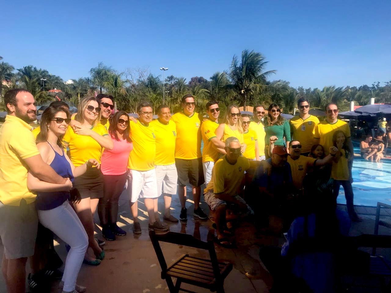 CASAG reúne centenas de advogados em transmissão de jogo do Brasil d7dfd09a646c9