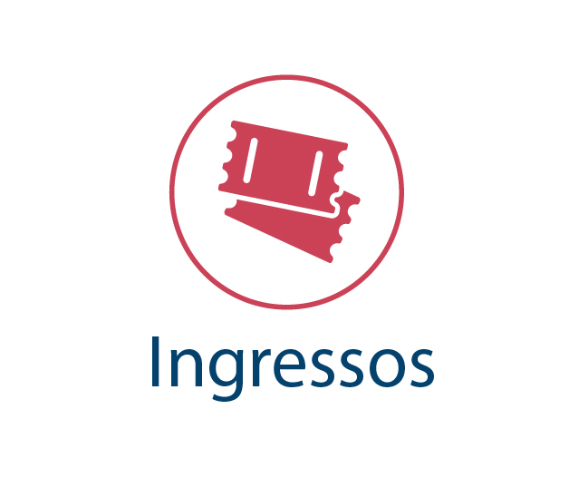 Ingressos para cinema, pe�as e parques