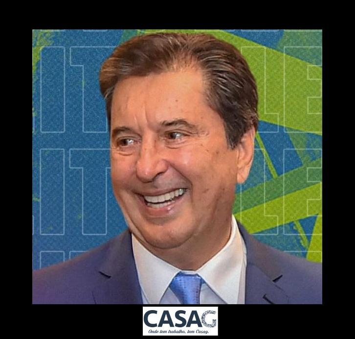 Diretoria da CASAG lamenta morte de Maguito Vilela